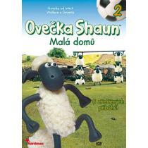Ovečka Shaun 2 - Malá domů DVD