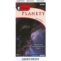 Planety 2 DVD