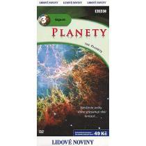 Planety 3 DVD