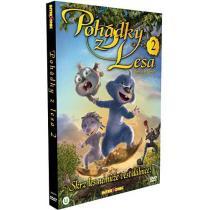 Pohádky z lesa 2 DVD