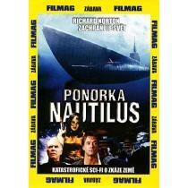 Ponorka Nautilus DVD