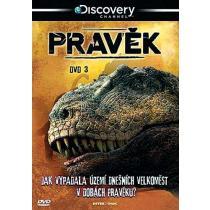 Pravěk 3 DVD