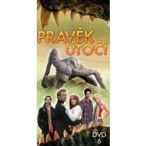 Pravěk útočí 6 DVD