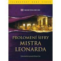 Prolomení šifry mistra Leonarda DVD