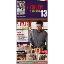 S Italem v kuchyni 13. DVD