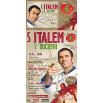 S Italem v kuchyni 6. DVD