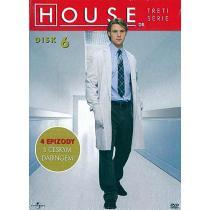 House - Série 3 (6) DVD
