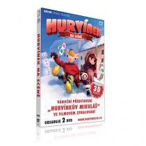 Hurvínek na scéně 3D DVD
