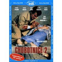 Chobotnice 2 1. + 2. DVD
