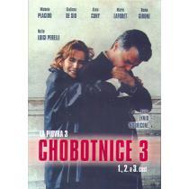 Chobotnice 3 1. + 2. + 3. DVD