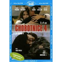 Chobotnice 4 3. + 4. DVD