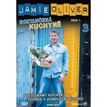 Jamie Oliver - Roztančená kuchyně 3 DVD