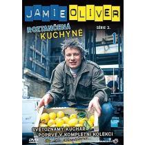 Jamie Oliver - Roztančená kuchyně 4 DVD