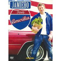 Jamieho Amerika DVD