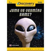 Jsme ve vesmíru sami? DVD