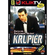 Krupiér DVD