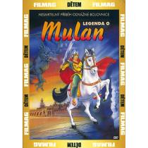 Legenda o Mulan DVD