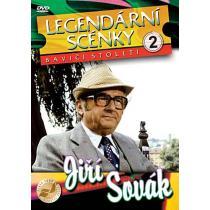 Legendární scénky (DVD) DVD