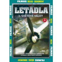 Letadla 2. světové války 2 DVD