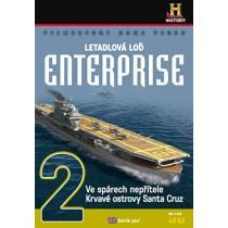 Letadlová loď Enterprise 2 DVD