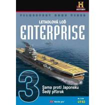 Letadlová loď Enterprise 3 DVD