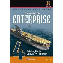 Letadlová loď Enterprise 4 DVD
