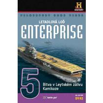Letadlová loď Enterprise 5 DVD
