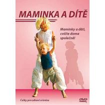 Maminka a dítě DVD
