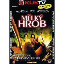 Mělký hrob DVD