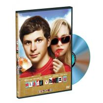 Mládí v hajzlu DVD