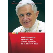 Návštěva papeže Benedikta XVI. v České republice DVD
