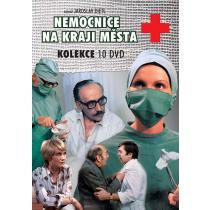 Nemocnice na kraji města DVD