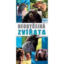 Neobyčejná zvířata 3 DVD