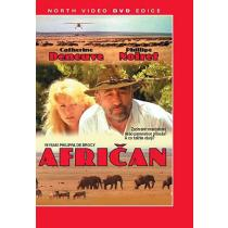 Afričan DVD