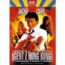 Agent z Hongkongu DVD