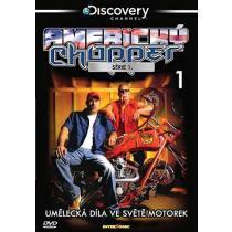 Americký chopper 1 DVD