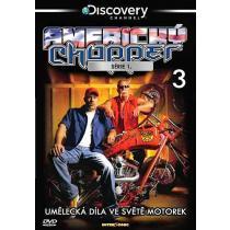 Americký chopper 3 DVD