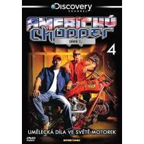 Americký chopper 4 DVD