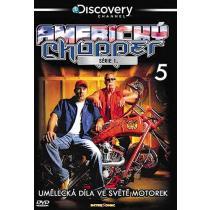 Americký chopper 5 DVD