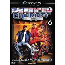 Americký chopper 6 DVD