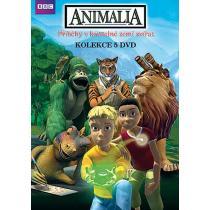 Animalia kolekce 5 DVD