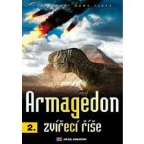 Armagedon zvířecí říše 2 DVD