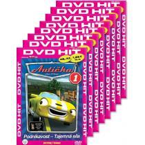 Autíčka DVD