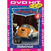 Autíčka 6 DVD