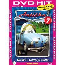Autíčka 7 DVD