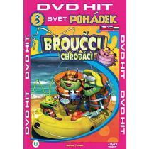 Broučci 3 DVD