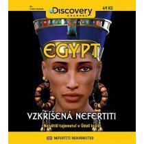 EGYPT: Vzkříšená Nefertiti DVD