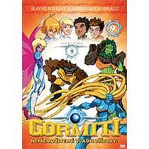 Gormiti 9. DVD