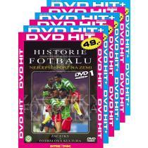 Historie fotbalu DVD