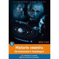 Historie vesmíru 3. DVD